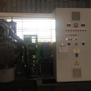 Máy nén khí không dầu ABC (SPAIN) với 2 hệ thống 210HP và 420HP